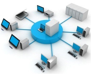 Корпоративное обслуживание компьютеров